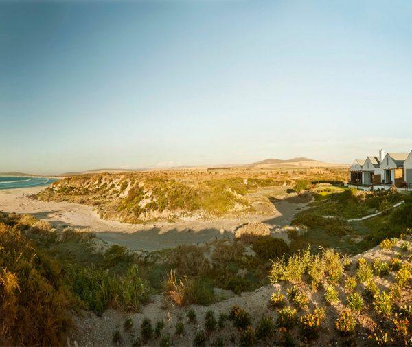 Strandloper Ocean Lodge - View