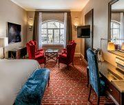 V&A Hotel - Bedroom