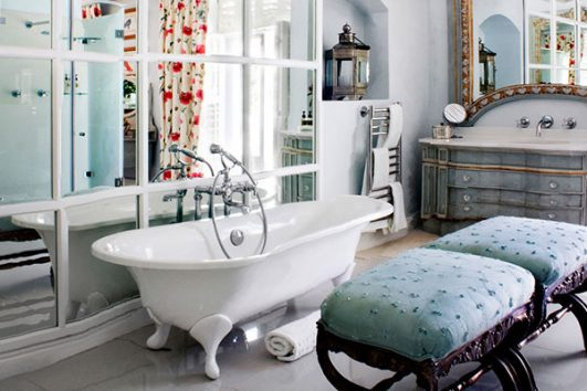 Grand Dedale bath