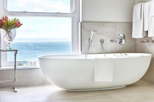 The Marine bath