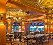 Victoria Falls dining