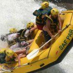 Victoria Falls watersports
