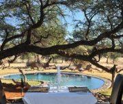 Zebra Kalahari Lodge & Spa