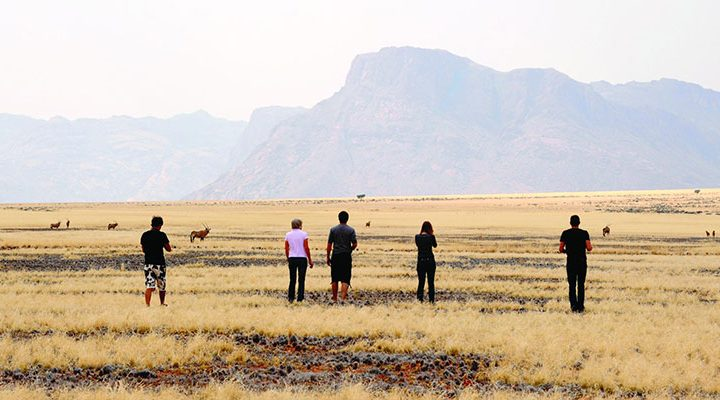 Faces Namibia