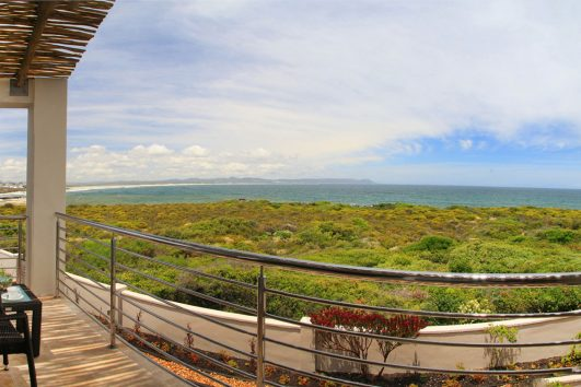 Abalone Guest Lodge - View