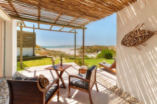 Strandloper Ocean Lodge - Deck