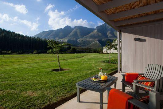 Gaikou Lodge view