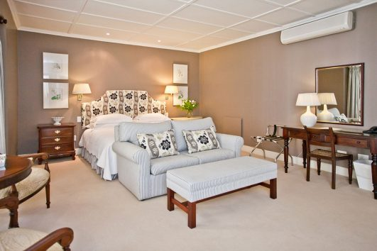 Rosenhof Country House bedroom