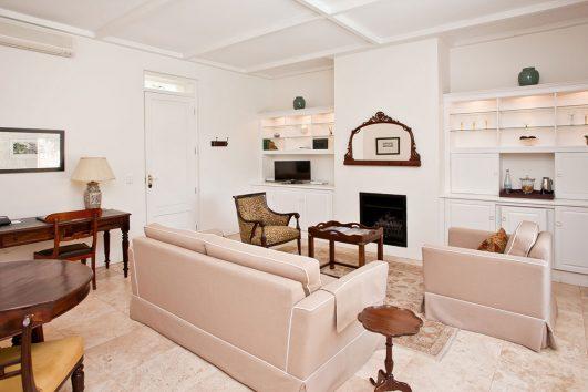Rosenhof Country House lounge