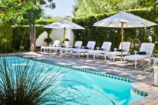 Rosenhof Country House pool
