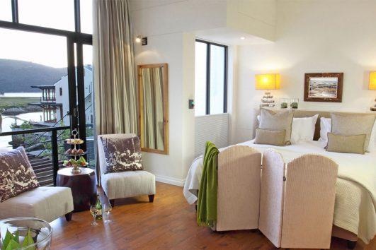 Turbine Hotel bedroom