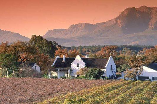 Breede River Valley wine